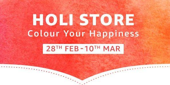 Amazon Holi Store